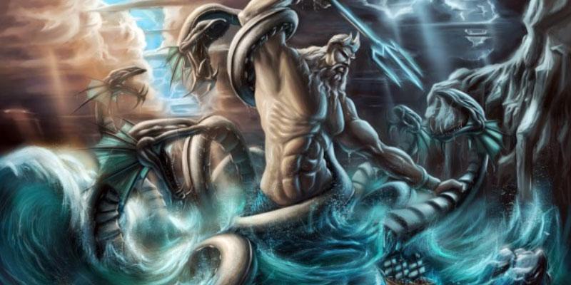 Mitolojik Tanrılar